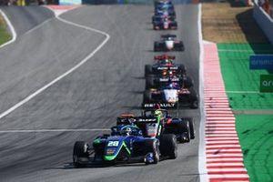 Cameron Das, Carlin Buzz Racing, Max Fewtrell, Hitech Grand Prix