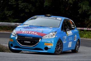 Alessandro Casella, Rosario Siragusano, Peugeot 208 R2, CST Sport
