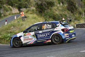 Marco Signor, Francesco Pezzoli, Step Five Motorsport, Volkswagen Polo GTI R5