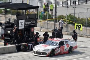 Brandon Jones, Joe Gibbs Racing, Toyota Supra Toyota Service Centers