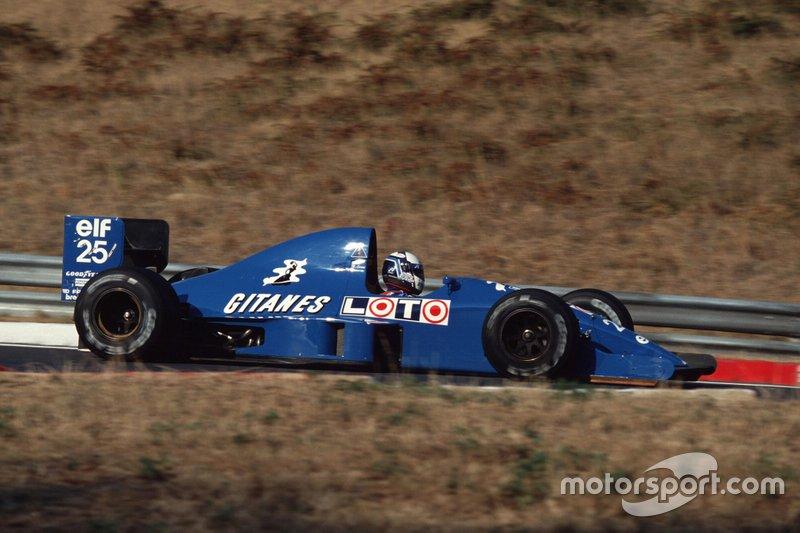 #25: Nicola Larini (Ligier)
