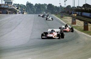 Clay Regazzoni, Ferrari 312B2, GP d'Argentina del 1972