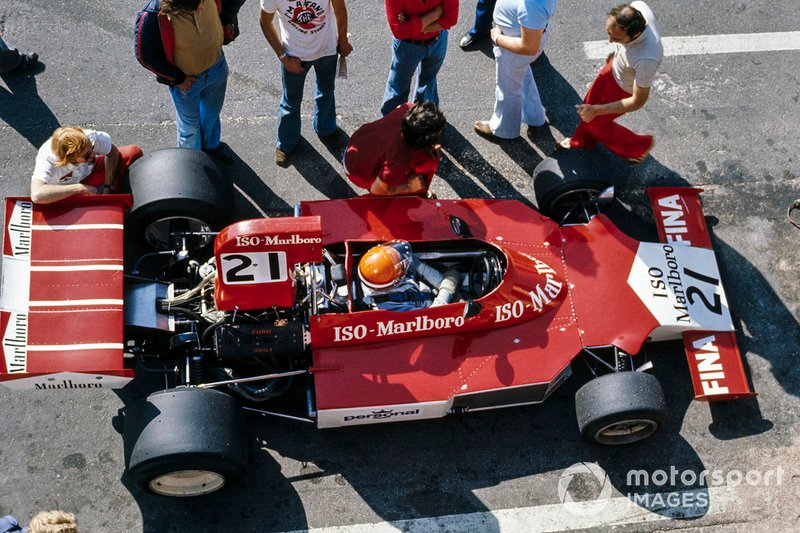 1974: Gijs van Lennep - Iso-Marlboro FW