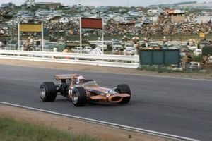 John Love, Team Gunston Lotus 49 Ford, GP del Sud Africa del 1970