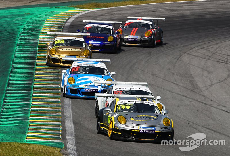 Disputa incrível na volta final - Porsche