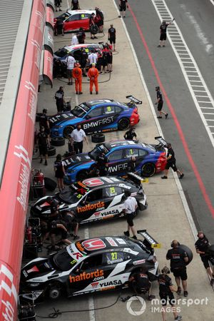 BTCC at Brands Hatch