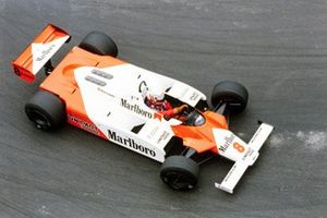 Niki Lauda, McLaren MP4-1B Ford
