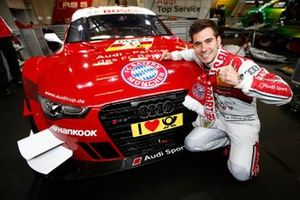 Miguel Molina, Audi Sport Team Phoenix Audi RS5 DTM