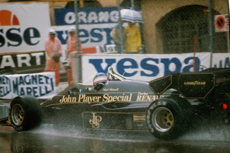 Nigel Mansell, Lotus 95T