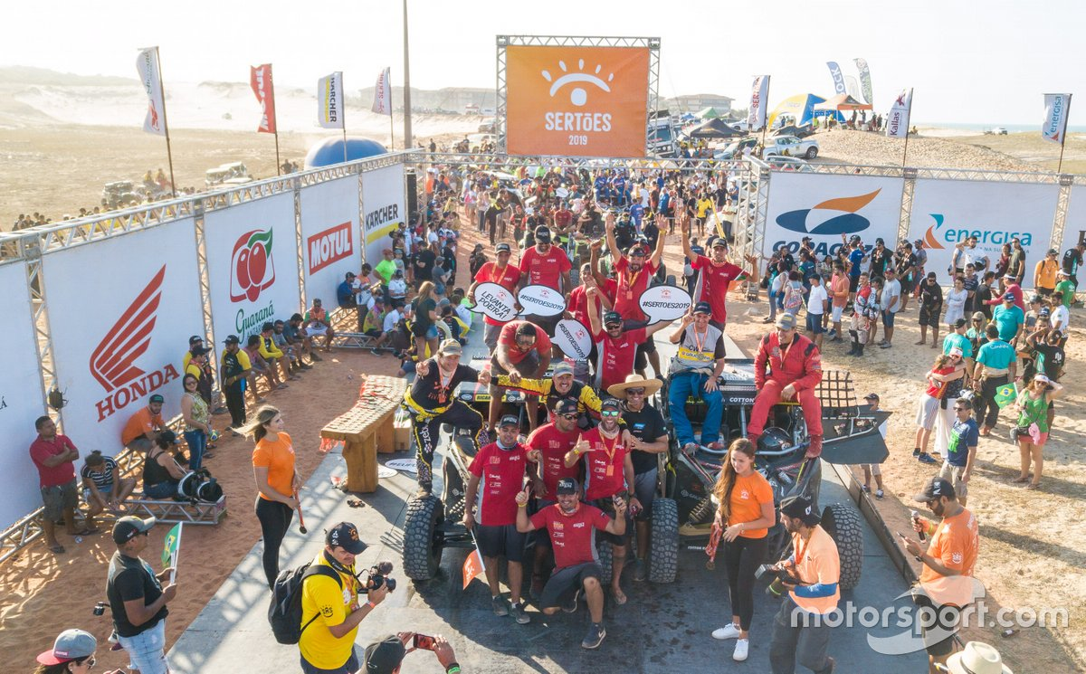 Rally dos Sertões 2020 terá patrocínio master da Motul