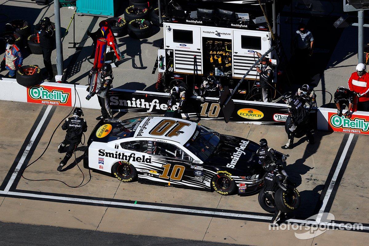 Aric Almirola, Stewart-Haas Racing, Ford