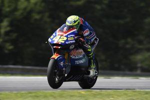 Marcos Remirez, American Racing