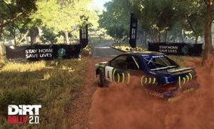 DiRT Rally 2.0 - Stay Home Save Lives
