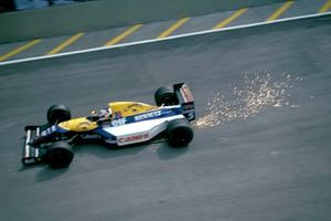 Nigel Mansell, Williams FW14B Renault