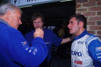 Roger Silman, TWR, Gianni Morbidelli, Volvo S40
