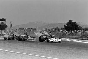 Carlos Reutemann, Brabham BT44B, Vittorio Brambilla, March 751, Ronnie Peterson, Lotus 72E