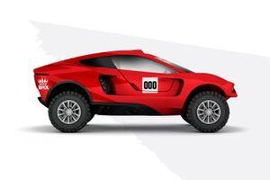 سيارة البحرين رايد اكستريم