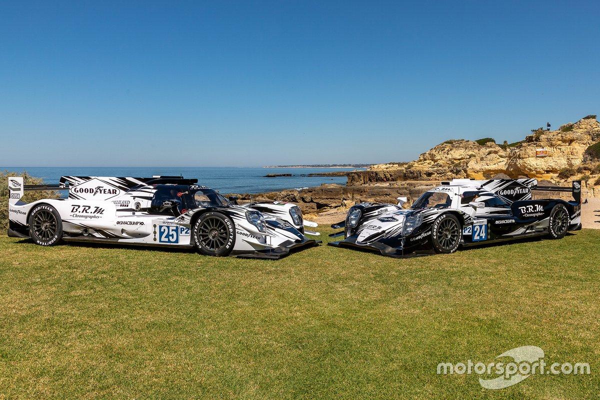 Algarve Pro Racing Oreca 07-Gibson LMP2