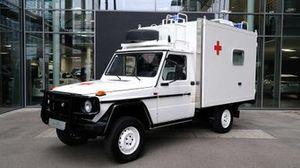 Lorinser Puch G ambulancia