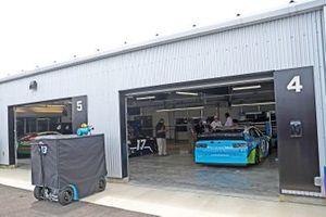 Investigación en el garaje de Darrell Wallace Jr., Richard Petty Motorsports