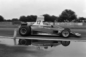 Niki Lauda, Ferrari 312T, GP di Gran Bretagna del 1975