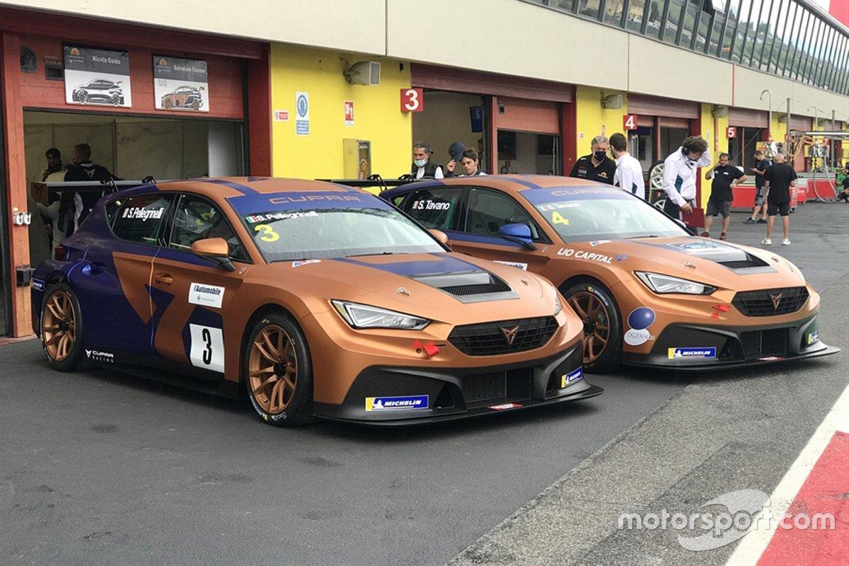 Salvatore Tavano, Simone Pellegrinelli, Scuderia del Girasole by Cupra Racing, Cupra Leon Competicion TCR