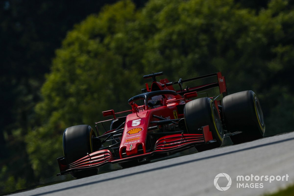 10-е место: Себастьян Феттель (Ferrari) – 1:21.651