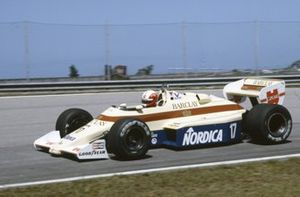 Marc Surer, Arrows A6 Ford