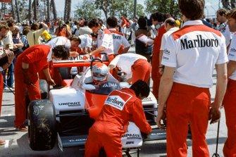 John Watson, McLaren MP4-1C