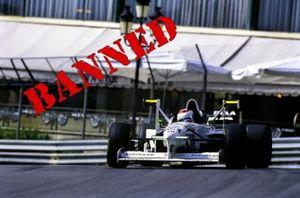 Jos Verstappen, Tyrrell 025, Ford