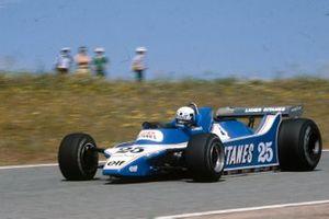 Didier Pironi, Ligier JS11/15 Ford