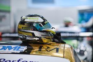 Casco di Stefano Monaco, Dinamic Motorsport