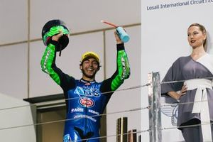 Podium: Enea Bastianini, Italtrans Racing Team