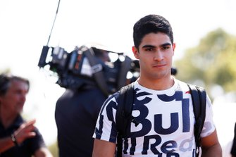 Sergio Sette Camara, Test & Reserve Driver, Red Bull Racing