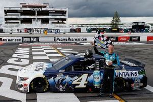 1. Kevin Harvick, Stewart-Haas Racing, Ford Mustang Busch Head for the Mountains