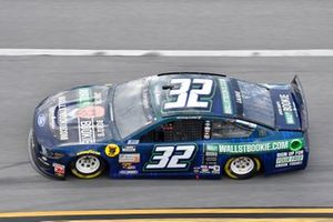 Corey LaJoie, Go FAS Racing, Ford Mustang WallStBookie.com