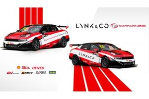 Ma Qing Hua, Lu Wei, Teamwork Motorsport, Lynk & Co 03 TCR