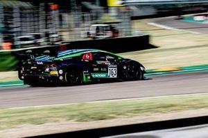 #163 Emil Frey Racing Lamborghini Huracan GT3 Evo: Albert Costa, Franck Perera, Giacomo Altoè