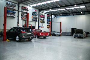 Erebus Garage