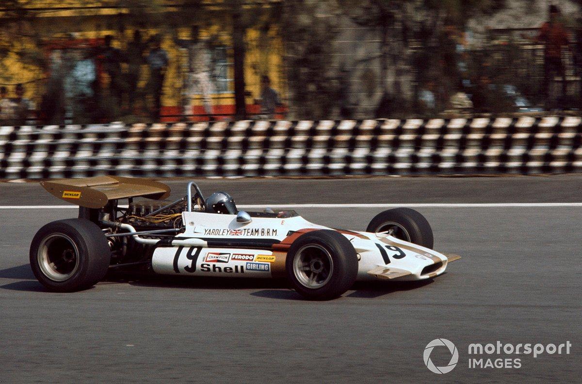 Pedro Rodríguez, BRM P153