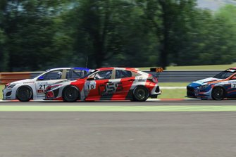 Viktor Davidovsky, PSS Racing Team, Honda Civic Type R TCR
