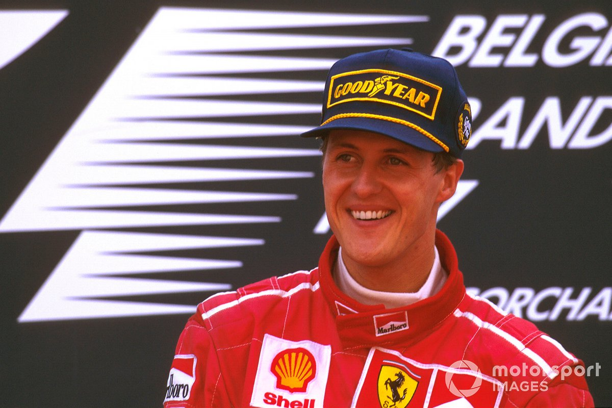 2. Michael Schumacher