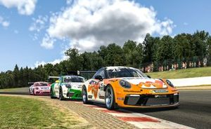 Larry ten Voorde, Team GP Elite, Porsche Supercup Virtual Edition