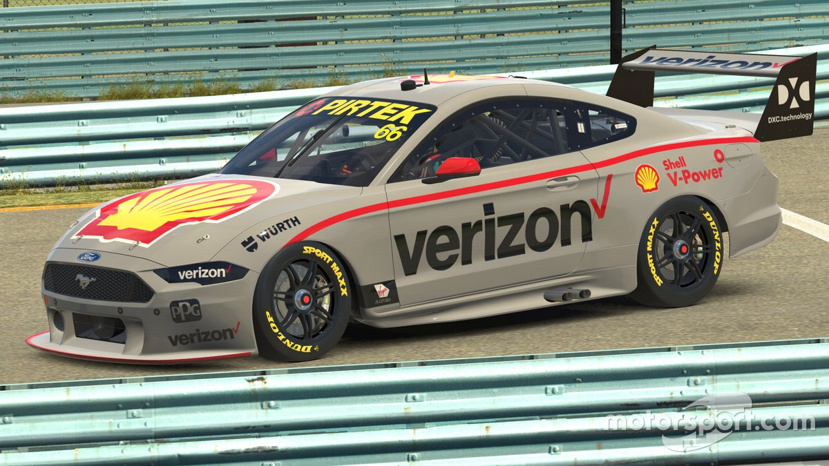 Will Power, DJR Team Penske Ford Mustang
