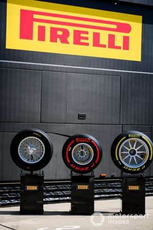 Pirelli Stella Bianca, P Zero 13-inch e 18-inch