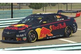 Max Verstappen, 2020 Red Bull Holden