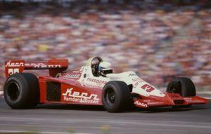 Keke Rosberg, Wolf WR1 Ford