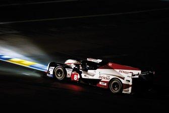 La Toyota #8 aux 24 Heures du Mans