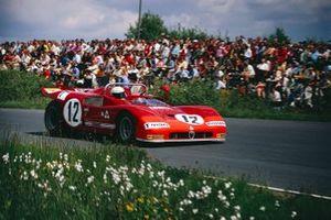 Toine Hezemans, Nino Vaccarella, Autodelta S.p.A, Alfa Romeo T33/3