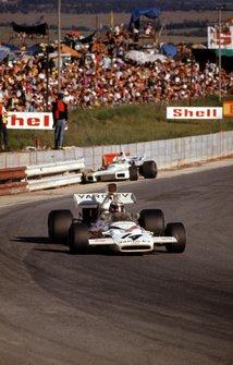 Peter Revson, McLaren M19A